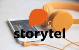 Storytel: plataforma de audiobooks chega ao Brasil