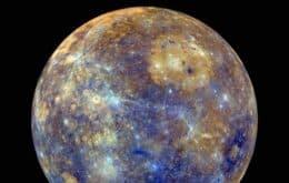 Cientistas indicam possível existência de água em Mercúrio