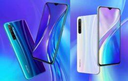 Realme, concorrente da Xiaomi, lança smartphone com câmera quadrupla de 64 MP
