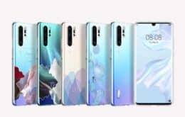 Huawei vendeu mais de 17 milhões de unidades do P30 e P30 Pro