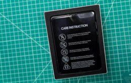 Samsung permite apenas uma substituição de tela do Galaxy Fold