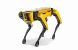 Governo de Singapura usa 'cachorro-robô' para patrulhar parque