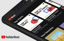 YouTube Music passa a ser aplicativo obrigatório no Android