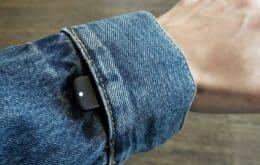 Jaqueta da Levi's com bluetooth permite controlar smartphone