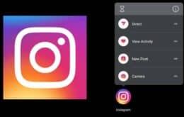 Instagram lança atalhos de navegação para Android