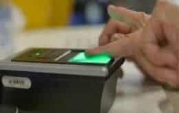 Registro de digitais via smartphone no Título de Eleitor