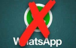 WhatsApp vai parar de funcionar em alguns celulares; veja quais