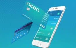 Fintech Neon zera tarifas de transferências e depósitos