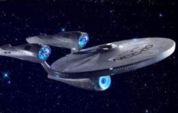 Cientista mostra velocidade real da nave de Star Trek