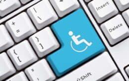 99% dos sites brasileiros apresentam barreiras de acessibilidade