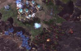 Inteligência artificial do Google vence 99,8% das partidas de StarCraft II