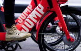Las bicicletas eléctricas desechadas por Uber se recuperan para un préstamo gratuito