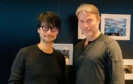 Estúdio de Hideo Kojima planeja lançar filmes no futuro