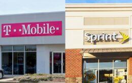 Juiz federal nos EUA decide que Sprint e T-Mobile poderão se unir
