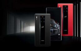 Huawei lança versão de luxo do Mate 30