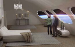 Avançam os planos para lançar um hotel no Espaço