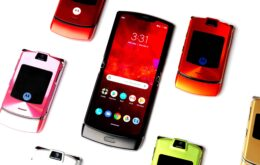 Motorola Razr acumula problemas em seus primeiros dias no mercado