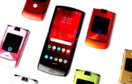 Motorola lança o Razr dobrável; saiba tudo sobre o celular