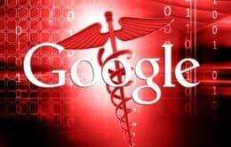Google coleta dados sobre a saúde de milhões e não informa pacientes