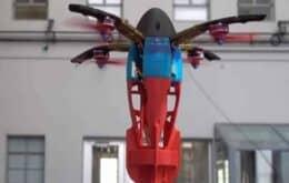 Nasa cria canhão para lançar drones