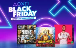 PlayStation inicia Black Friday no domingo; veja as promoções