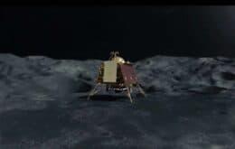 Índia admite que sua sonda lunar colidiu após problemas nos freios