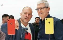 Designer do iPhone, Jony Ive deixa oficialmente a Apple