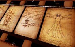 ¡Sorpréndete con Leonardo da Vinci!