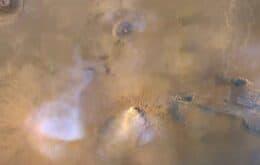 """Cientistas descobrem que Marte está """"jogando poeira"""" na Terra"""