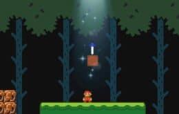 Link, de The Legend of Zelda, chega ao Super Mario Maker 2