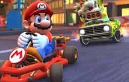 Mario Kart Tour finalmente ganha modo paisagem