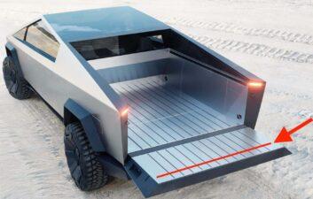 Tesla's Cybertruck to Increase Load Capacity