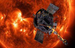 Sonda da Nasa bate recorde de proximidade do Sol
