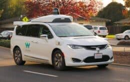 Waymo testa táxis totalmente autônomos no Arizona; veja o vídeo