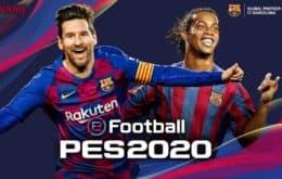 Como obter o eFootball PES 2020 grátis