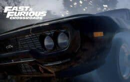 Jogo de 'Velozes e Furiosos' vai chegar para PS4, Xbox One e PC no ano que vem