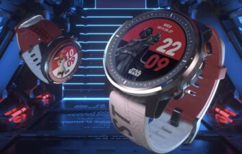 Amazfit anuncia reloj inspirado en Star Wars