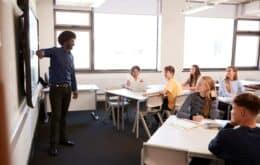 Tela interativa é ótima opção para escolas e empresas