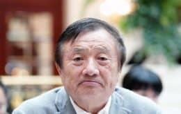 CEO da Huawei tem plano de aposentadoria arruinado por proibição dos EUA