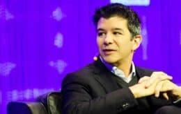 Cofundador do Uber deixa a empresa