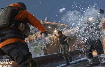 Call of Duty: Modern Warfare troca arma por bola de neve em novo modo