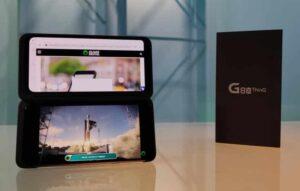 Review do LG G8X: o celular da LG com duas telas