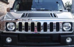 GM muestra un teaser y revelará un Hummer eléctrico el 20 de octubre