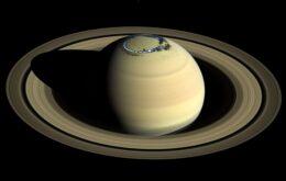 Sonda desativada pode resolver enigma de atmosfera quente de Saturno