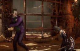Coringa chegará como personagem no Mortal Kombat 11