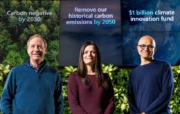 Microsoft wants to capture all the carbon dioxide already emitted by 2050