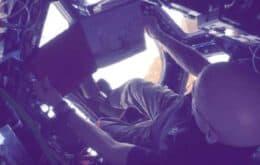 Astronautas contam histórias de ninar para crianças diretamente do espaço