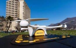 Drones de entrega da Suíça recebem autorização para voltar a voar