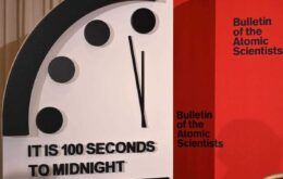 Doomsday clock now marks 100 seconds to the end of the world