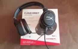HyperX Cloud Orbit: los auriculares sorprenden con tecnología de sonido 3D